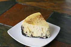 Grand Marnier Chocolate Chip Cheesecake