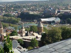 Tbilisi | თბილისი , город K'alak'i T'bilisi