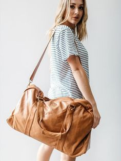 The Roman Duffle                         – The Wanderers Travel Co.