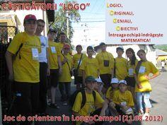 Castigatorii LOGO (LongoCampo 2012) Activities, Logos, Projects, A Logo, Tile Projects, Legos