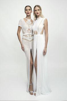 ❤️💛💚 Lior Charchy ____________________________________________________________ w Boho Bride, Boho Wedding, Wedding Day, Wedding Designs, Wedding Styles, Boho Dress, Lace Dress, Formal Dresses, Wedding Dresses