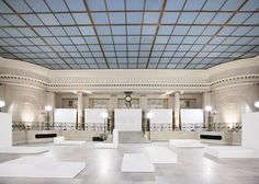 Mackintosh AW16 presentation space by Cullen Williams