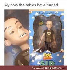 TAKE THAT, SID