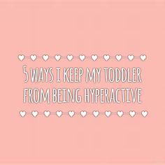 #Toddler #MumBlog #ParentBlogger #BlogPost #Lifestyle #Hyperactivity #ToddlerTips #ThreeYearOld #Activities Three Year Olds, News Blog, Toddler Activities, 5 Ways, Parenting Hacks, Something To Do, Poster, About Me Blog, Messages