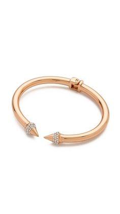 Vita Fede Mini Titan Crystal Bracelet. OBSESSED