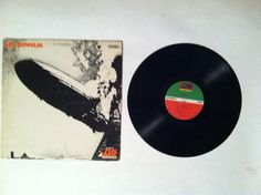 Led Zeppelin - I (1)_Vinyl Record LP_SD 8216