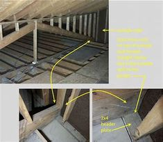 Bilderesultat for garage attic to storage