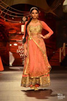 J J Valaya at Indian Bridal Fashion Week, 2013.