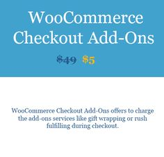 WooCommerce Checkout Add-Ons download woobeast