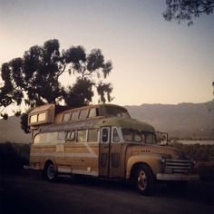 Converted Bus Home 7