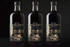 The great combination between the product and the label by creative design and great typography.  workinprogress, viewed 8 August 2015, < http://www.workinprogress.no/aronia/workinprogress_aronia_01/# >