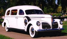 1940 Studebaker Limousine Style Hearse..... Brought to you by #HouseofInsurance Eugene, Oregon