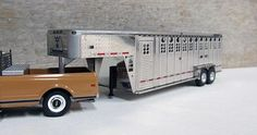 Coming Soon...TractorFab's Wilson Ranch Hand Livestock Trailer Kit.