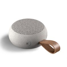 This is truly a dazzling beauty, an 'ear-catchy' speaker that's designed for the spotlight - Meet the Kreafunk aGo CARE, a portable Bluetooth speaker Rose Gold Grill, Hands Free Phone, Antique Radio, Wireless Speakers, Ear, Strand, Gabriel, Plastic, Pocket