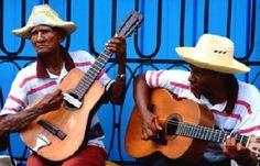 Musiciens cubains à Cuba.