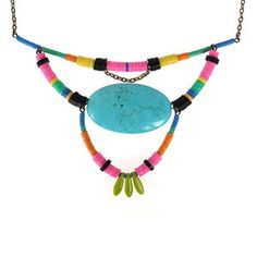 super rad necklace    Cumbra Necklace, $80, now featured on Fab.