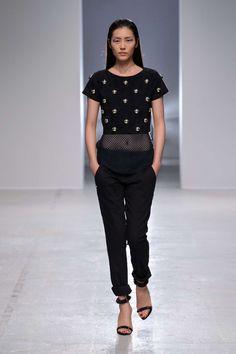 Anthony Vaccarello Printemps/Eté 2014, Womenswear - Défilés (#16412)