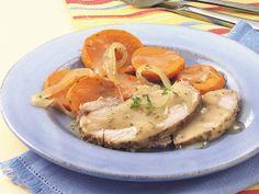 Slow Cooker Winter Pork Roast Dinner