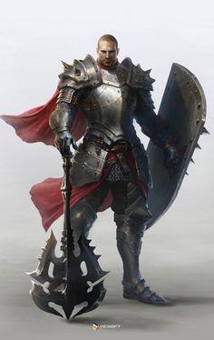 Alderam Morlock - Sumo-Sacerdote de Morzhan, General dos Exércitos da Silúria