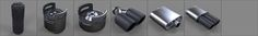 ArtStation - Hard Surface Kitbash Library - Canisters/Knobs/Bolts, Mark Van Haitsma