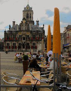 Grote Markt 2 - Delft, Jižní Holandsko