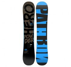 Tabla de snowboard Pathron Powder Hero Midwide 2019