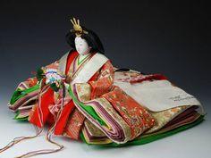 empress Washi, Hina Dolls, Heian Period, Samurai Armor, Japanese Design, Trinket Boxes, Puppets, Boudoir, Art Decor