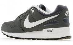 Nike Air Pegasus 89 - Dark Grey / White (4)