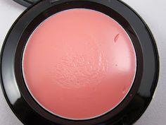 BEAUTIFUL CANVAS: NYX Cream Blush (natural)