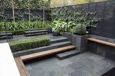 Small Modern Style Garden Ideas modern outdoor living space patio garden