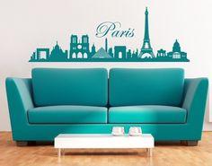 *Weiß vs. Türkis* Paris - Die Stadt der Liebe #Paris #Liebe #Eiffelturm…