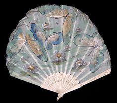 Fan  -  1890s