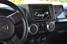 Jeep Ipad Mount - Ipad Jeep Dash Mount - Ipad Mini Dash Mount - Jeep ipad Dash Mount - Mount Ipad Mini to the Dash on Your Jeep - Jeep ipad Dashboard Mount - Jeep Wrangler Custom Ipad Mini Dash Mount - Ipad Dash Mount - How To Mount Your Ipad Mini to the Dash