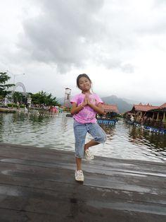 Kampung Apung Ambarawa, Central Java