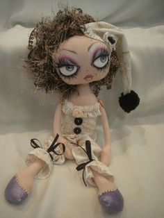 Paisley by Lesley Jane Dolls