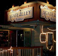 Northwest Pub Food - Agate Alley Bistro