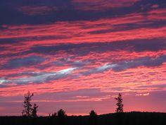 Alberta Sunset How Beautiful, Beautiful World, Alberta Canada, Sunrises, Celestial, Outdoor, Breaking Dawn, Outdoors, Outdoor Games