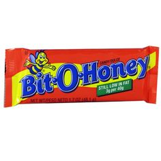 Bit O Honey - 1.7 oz by Nestle in Candy Bars | Hometown Favorites Retro and Nostalgic Candy - Hometown Favorites