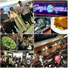 Foods and Drinks Unlimited.: Now Open: Gerry's Grill Lucky Chinatown Philippines, Times Square, Grilling, Foods, Drinks, Food Food, Drinking, Beverages, Crickets