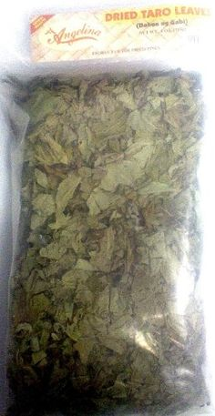 Angelina – DRIED TARO LEAVES – DAHON…