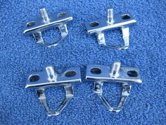 Four Campagnolo 1969 1977 Brake Pad HOLDERS2014 D 2014 S | eBay