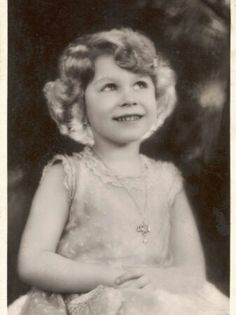 """Princess Elizabeth (now Queen Elizabeth II), age 5 taken by Marcus Adams, Tuesday will mark The Queen's Birthday. Hm The Queen, Her Majesty The Queen, Queen Mary, Queen Mother, Young Queen Elizabeth, Elizabeth Of York, The Queen's Gallery, Prinz Philip, Queen And Prince Phillip"