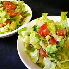 Tequila Lime Salad Allrecipes.com