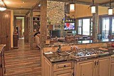 Dynamic Open Floor Plan - 18717CK | 1st Floor Master Suite, Butler Walk-in Pantry, Craftsman, Jack & Jill Bath, Loft, Log, Mountain, PDF, Photo Gallery, Premium Collection, Vacation | Architectural Designs