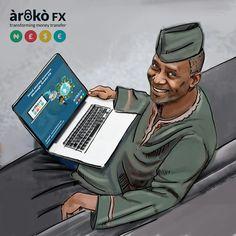 Send and receive funds from overseas through Aroko FX Nigerian Weddings, Think Big, Day Plan, Men's Fashion, Money, Moda Masculina, Mens Fashion, Silver, Man Fashion