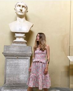 #travelwithonyva European Fashion, Feminine Style, Girly, Studio, Simple, Floral, Travel, Dresses, Women's