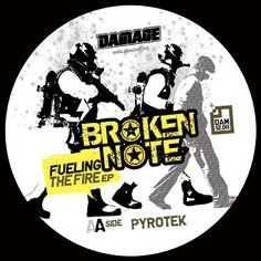Fueling The Fire EP   PEACE OFF