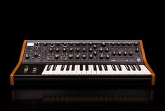 Moog Subsequent 37 (2-note) paraphonic analog synthesize