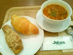 Shio Bread/Johan