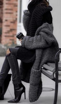 Fall Fashion Trends, Winter Fashion Outfits, Autumn Winter Fashion, Trendy Fashion, Winter Outfits, Womens Fashion, Winter Layering Outfits, Winter Clothes, Looks Chic